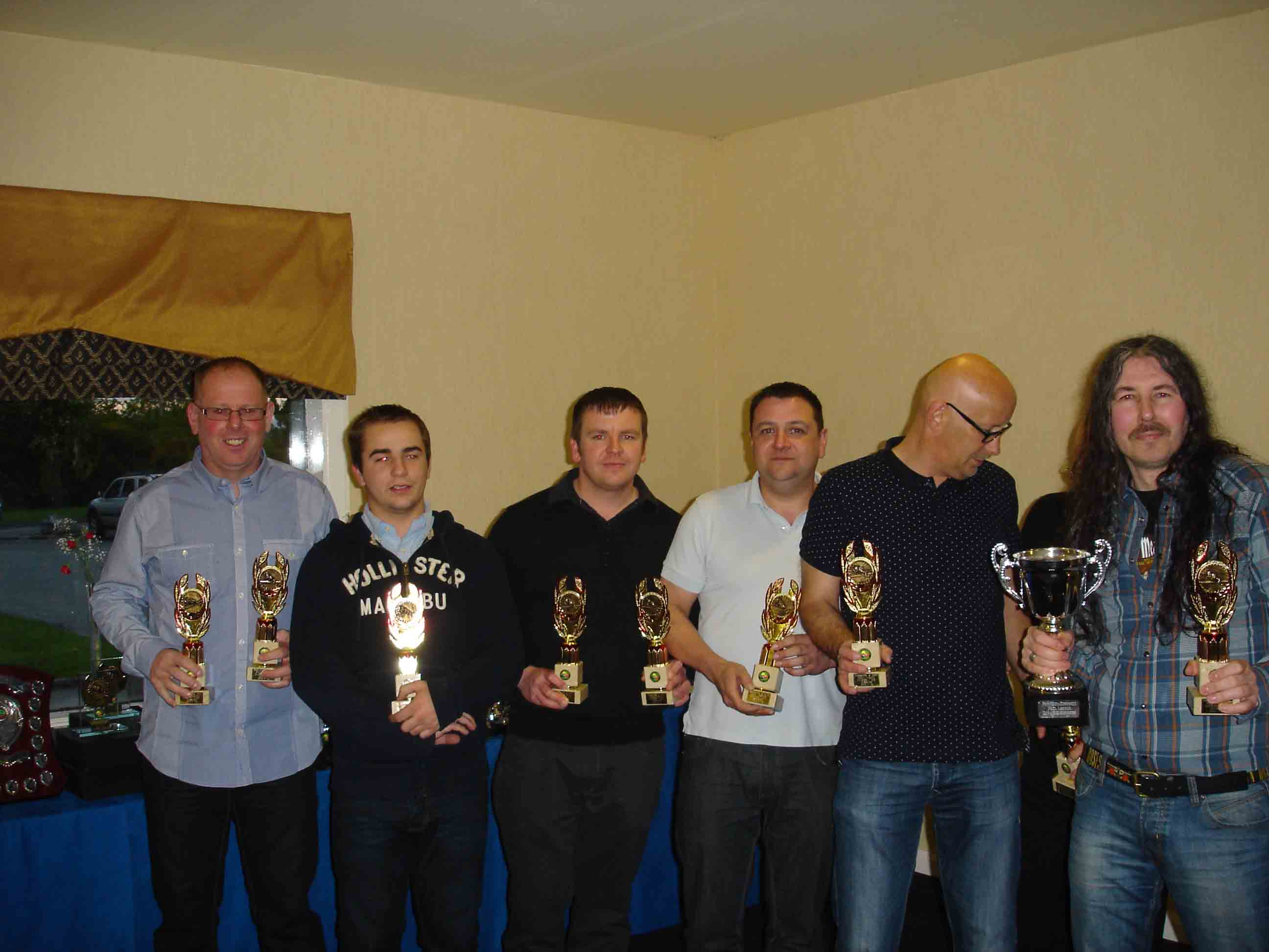 Division 1 Knockout Winners - Plough A