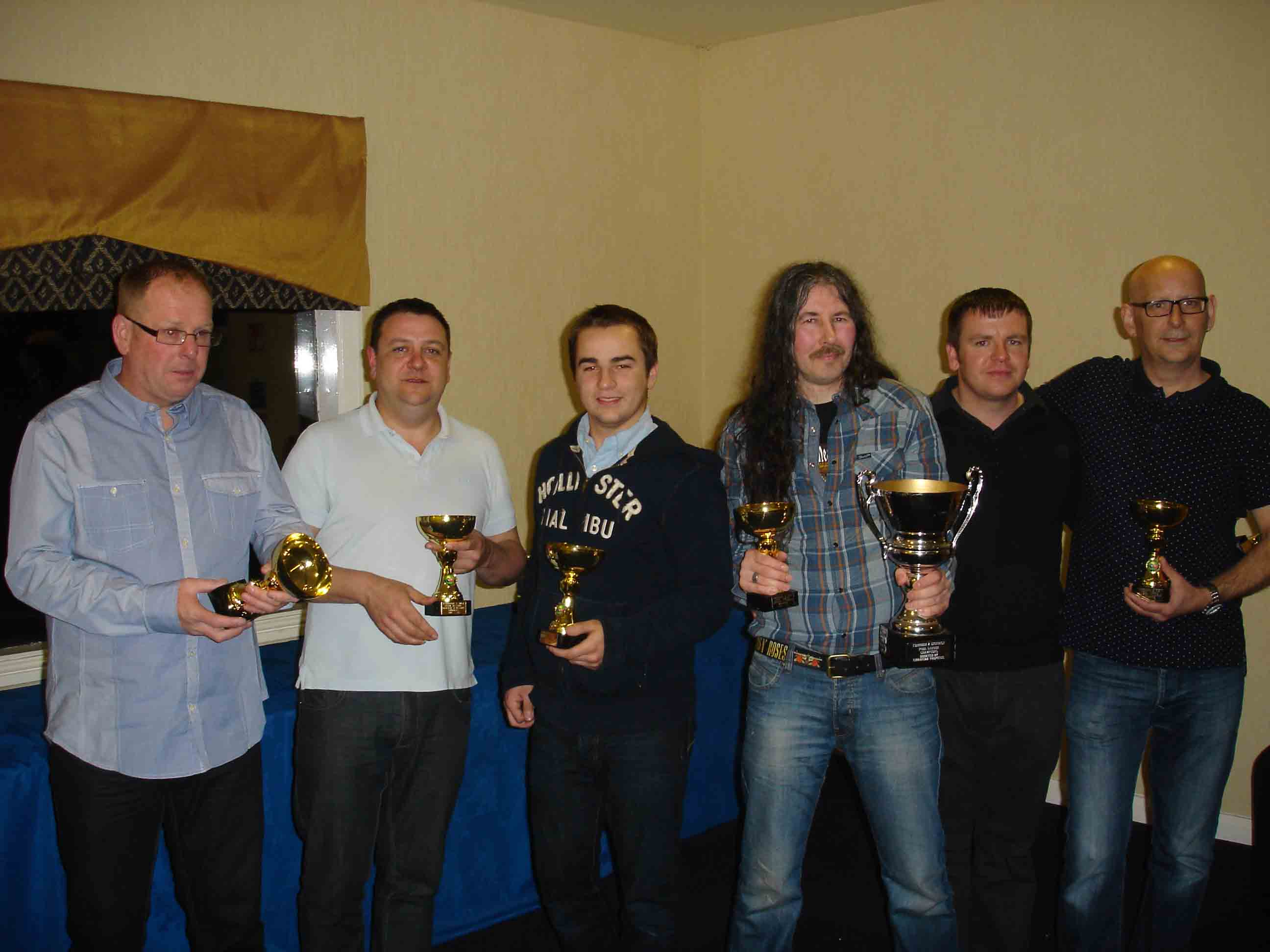 Division 1 Winners  - Plough A