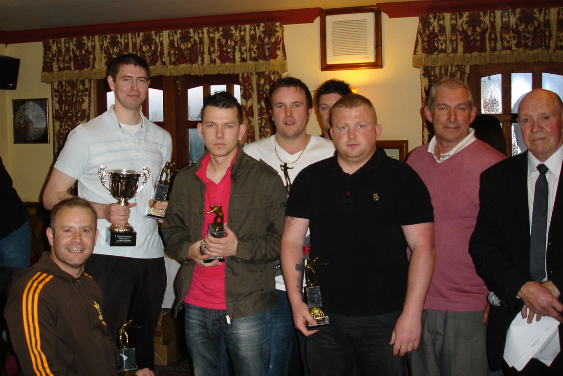 Division 1 Knockout Winners - Cunliffe A