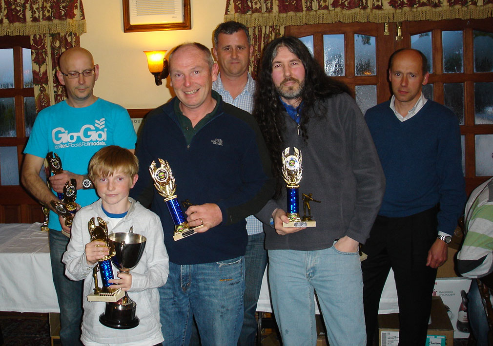 Division 2 Winners - Red Lion Marford