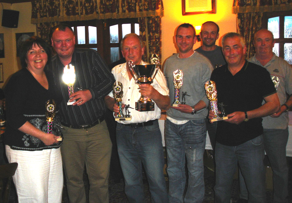 Division 1 Winners - Wasters