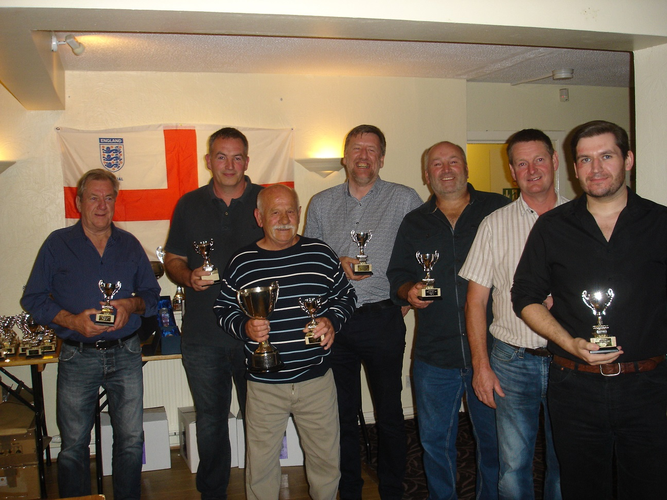Division 2 Knockout Winners - Poachers