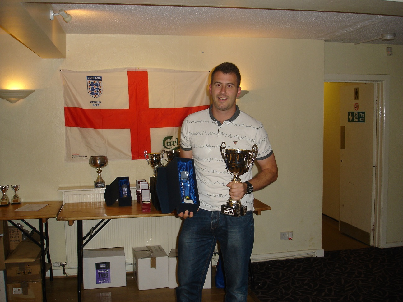 Division 2 Merit Winner - Tony MacDonald