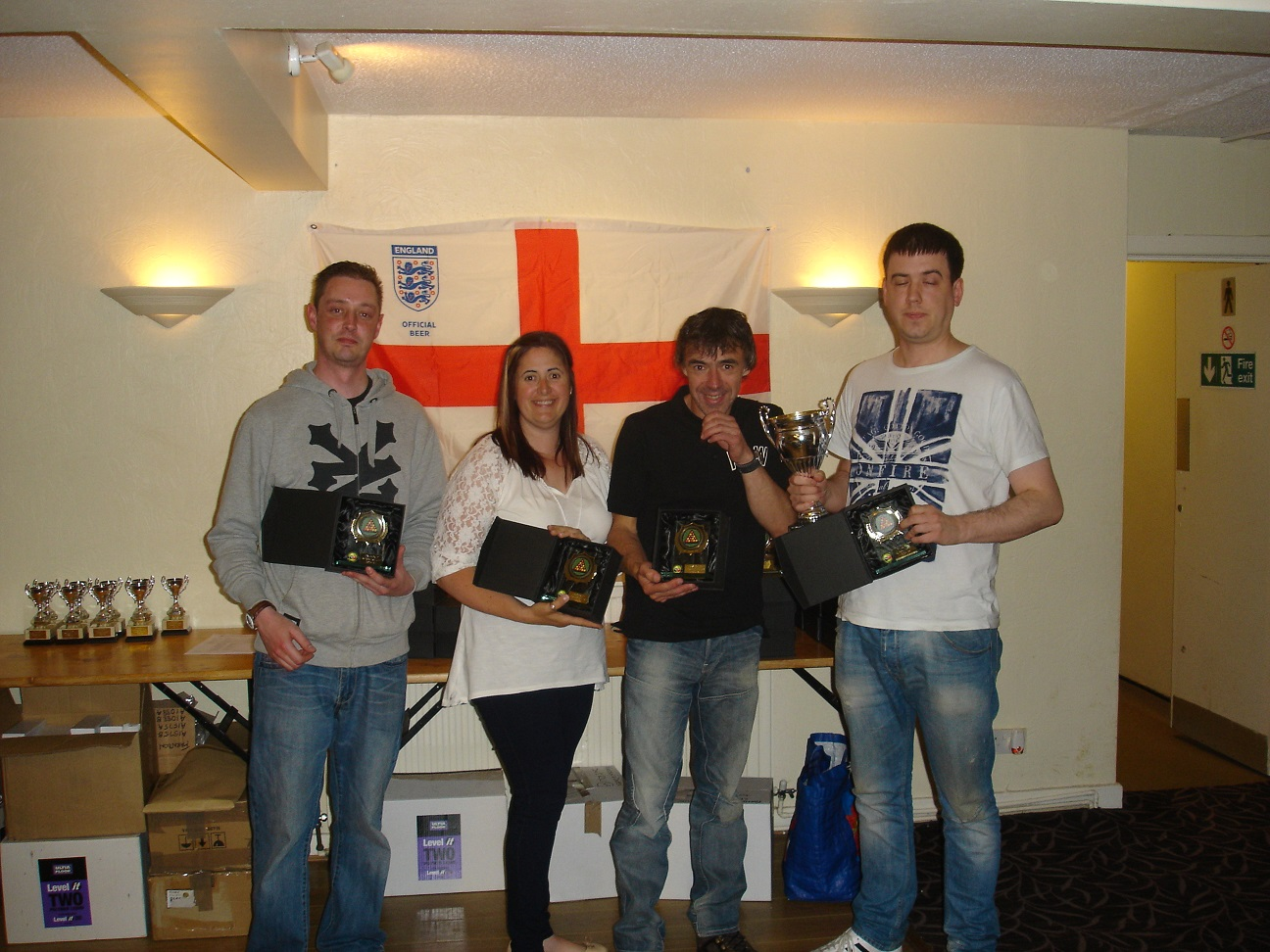 Division 2 Runners up - Plough