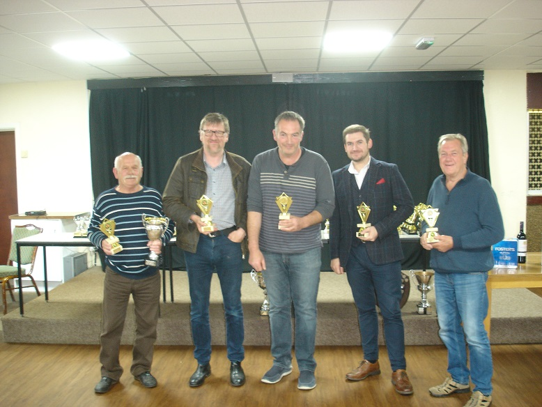 Division 2 Runners up - Poachers