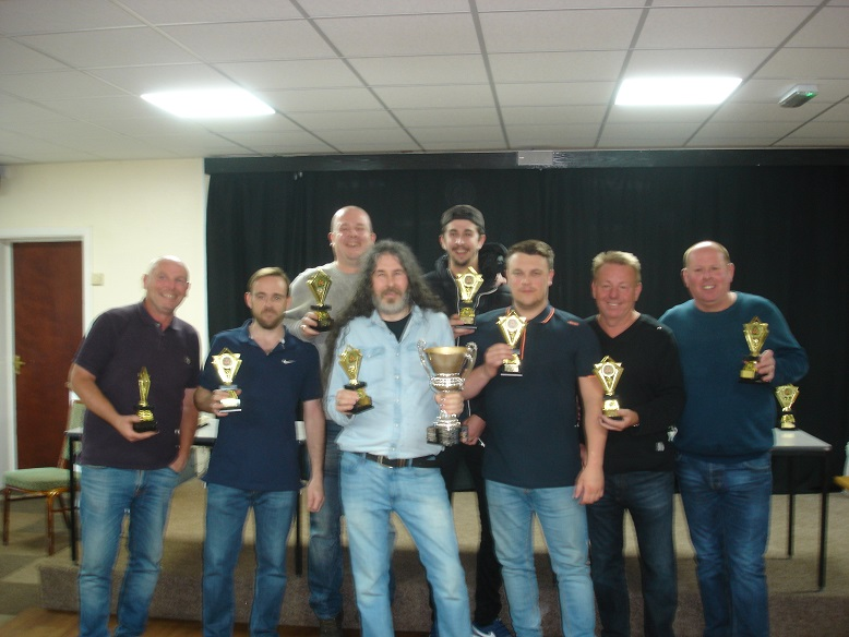 Division 1 Winners  - Plough Travellers